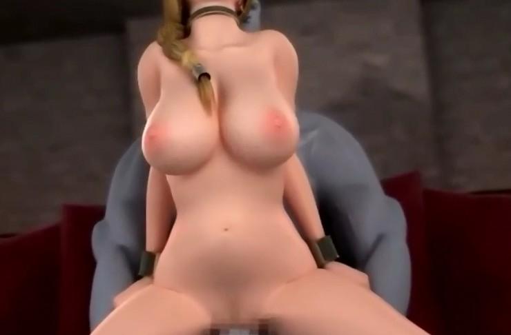Зверь жарит сиськастую женщину с косичкой порнозоо мультипликация